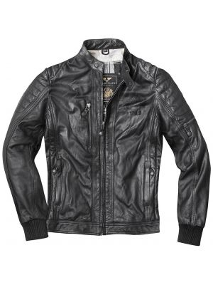 Black-Cafe London Detroit Motorrad Lederjacke