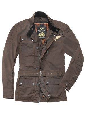 Black-Cafe London Exit Motorrad Textiljacke